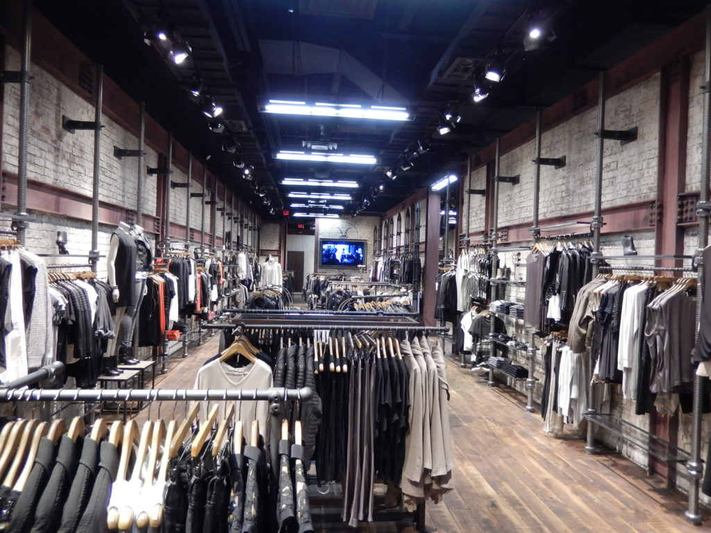 ALLSAINTS San Diego Fashion Valley Mall