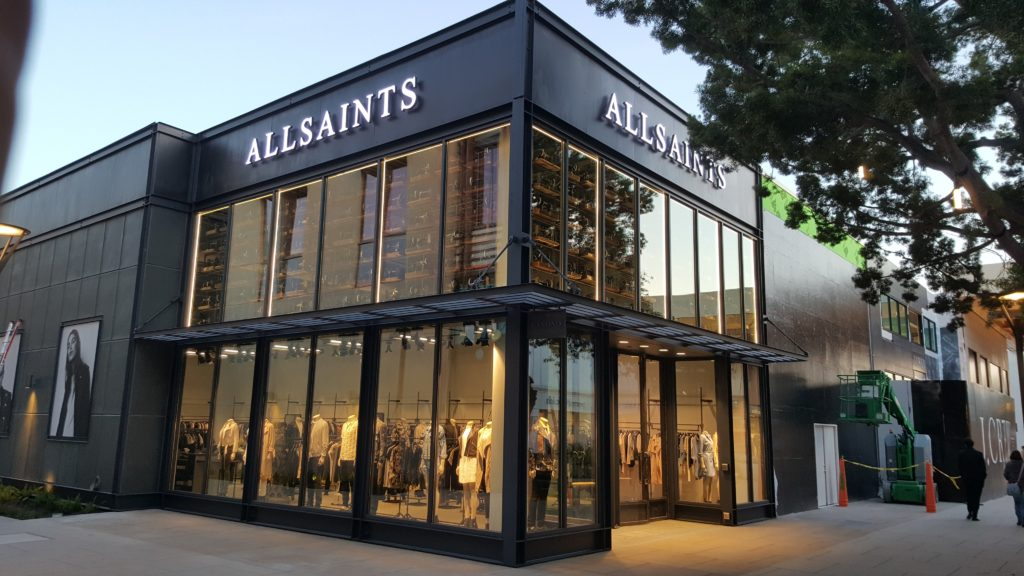 ALLSAINTS Stanford Shopping Center