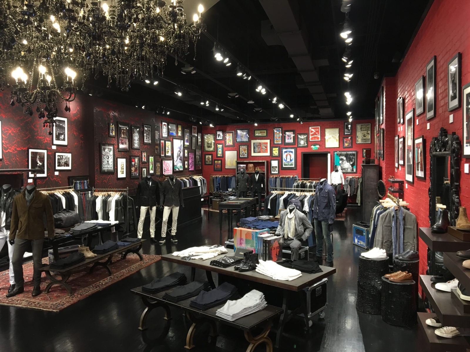 John Varvatos at Westfield Century City