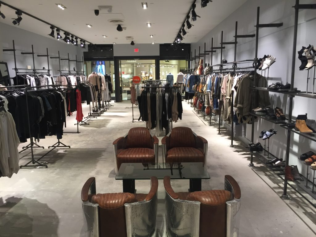 ALLSAINTS Houston Galleria