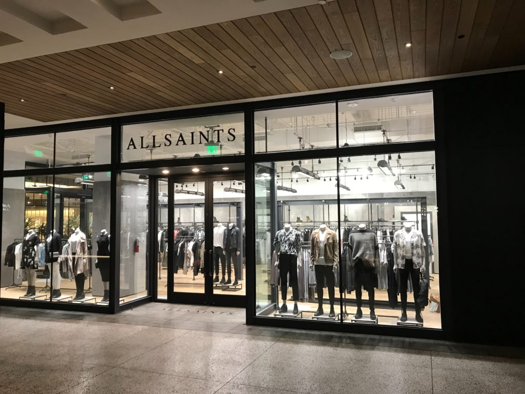 ALLSAINTS Century City Mall