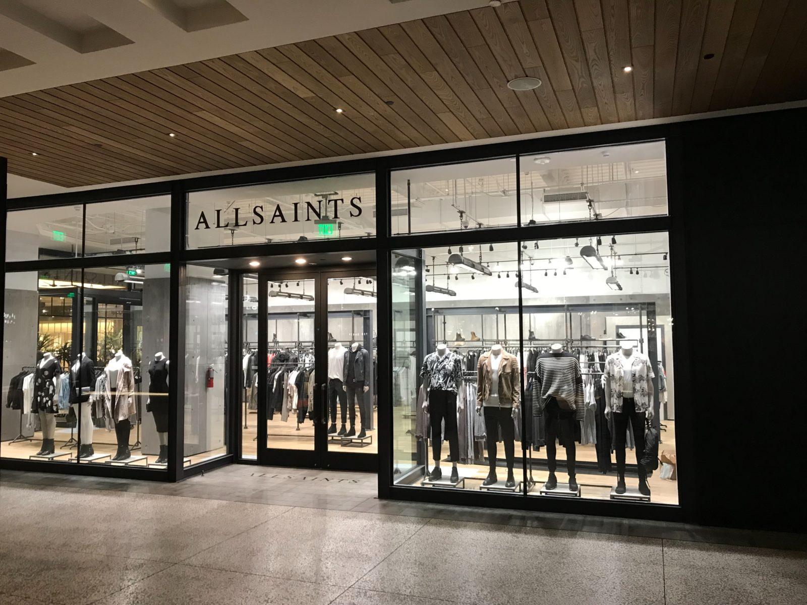 ALLSAINTS Century City Mall