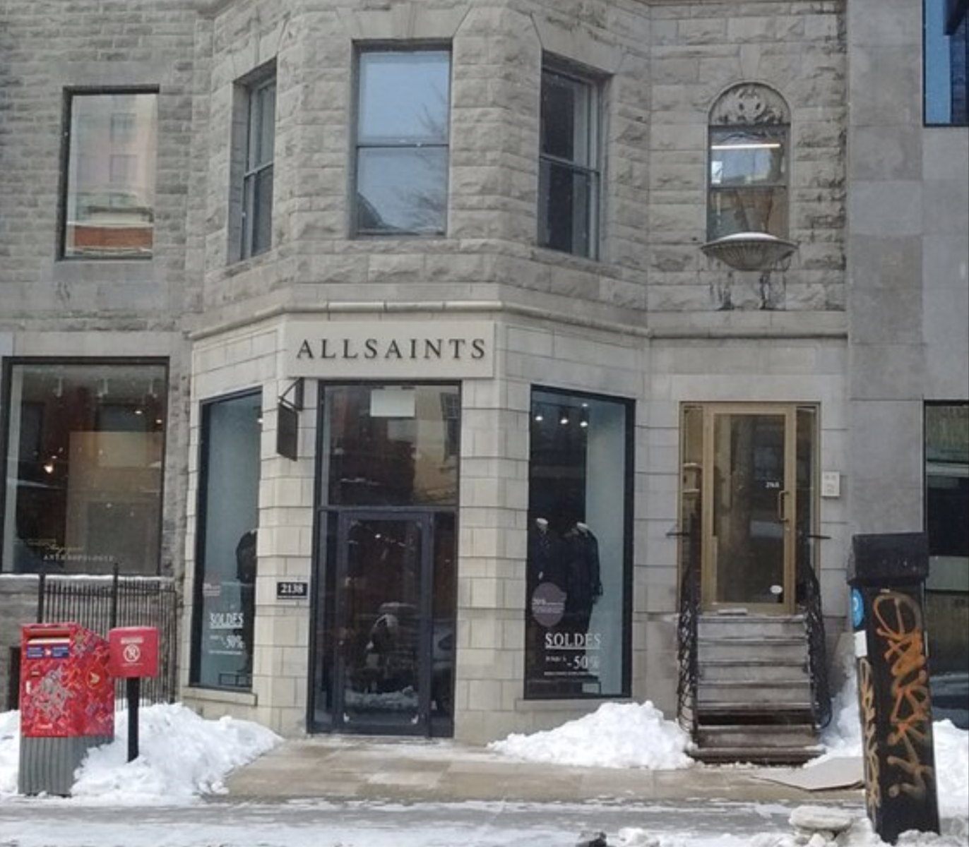 ALLSAINTS Montreal