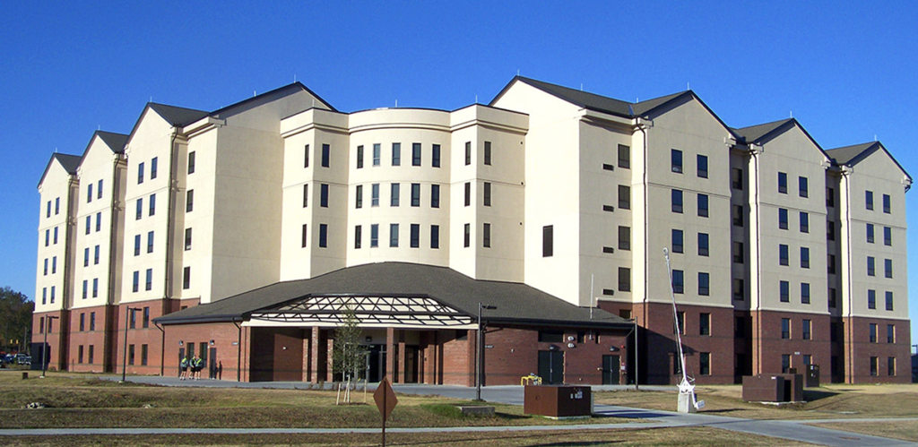Fort Bragg Barracks and COF Facilities