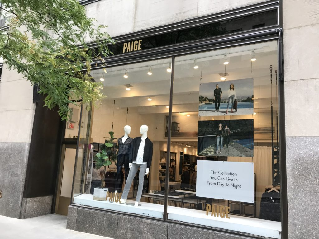 PAIGE Rockefeller Center