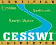 CESSWT (Certified Erosion, Sediment and Storm Water Inspector)